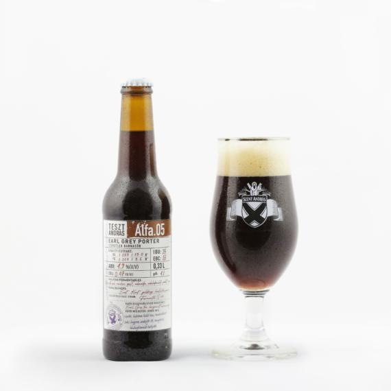 Alfa. 05 (earl grey porter) 4.9%